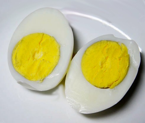 Βραστό Αυγό - Σφικτό
